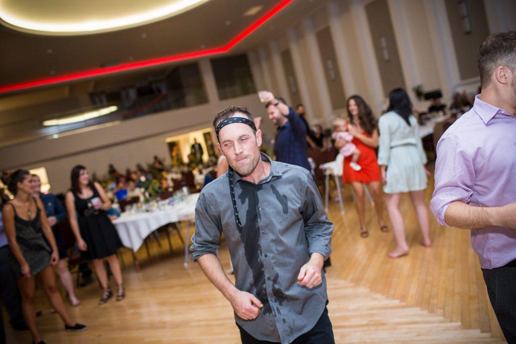 polish hall wedding dance