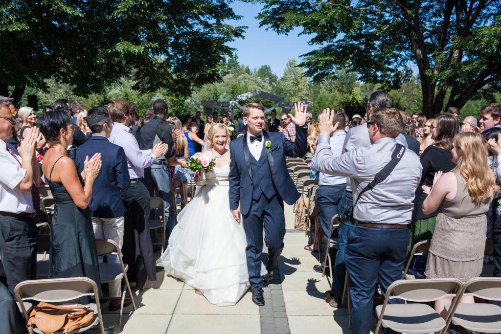 Botanic garden wedding edmonton