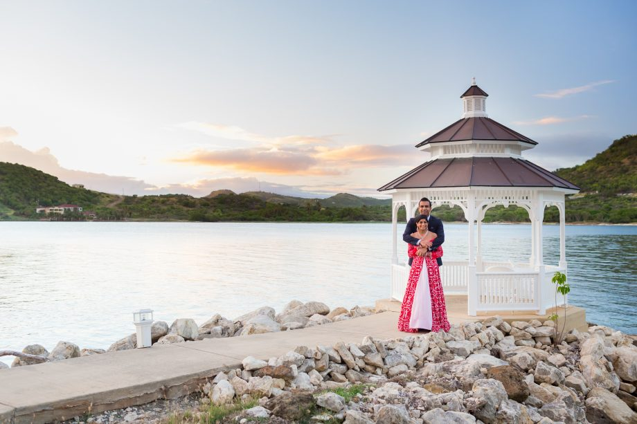 Antigua Destination Wedding – Jasmin & Imran