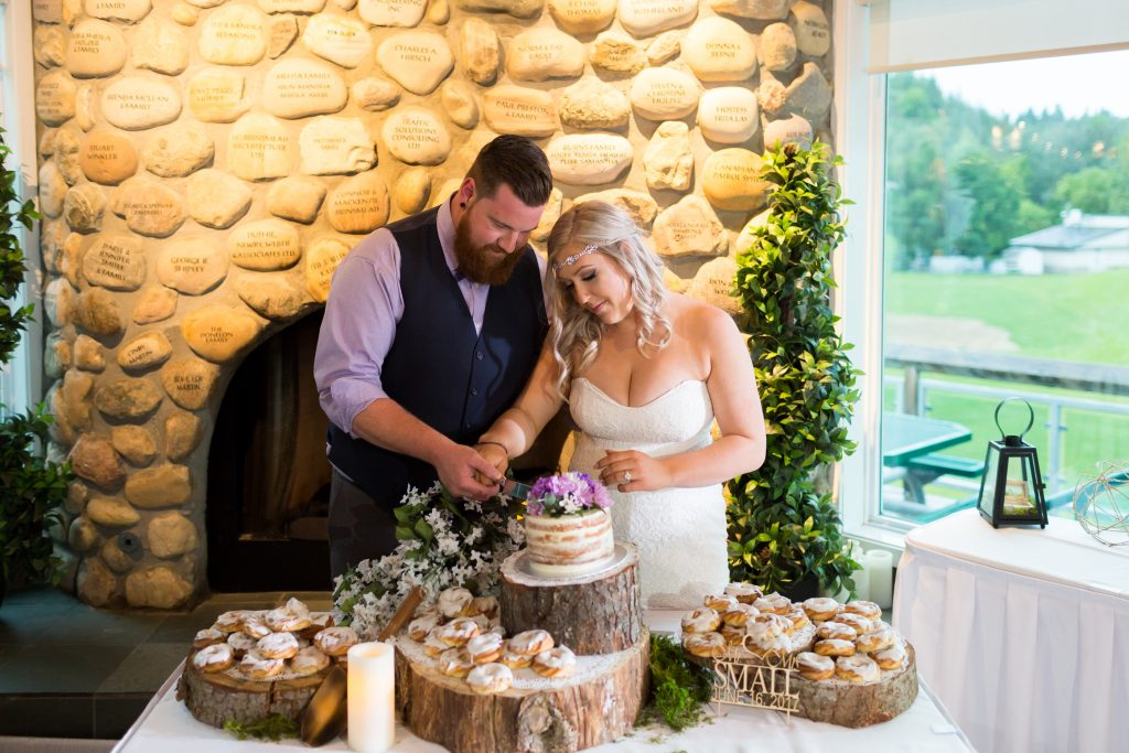 Snow Valley is the perfect indoor wedding reception venue