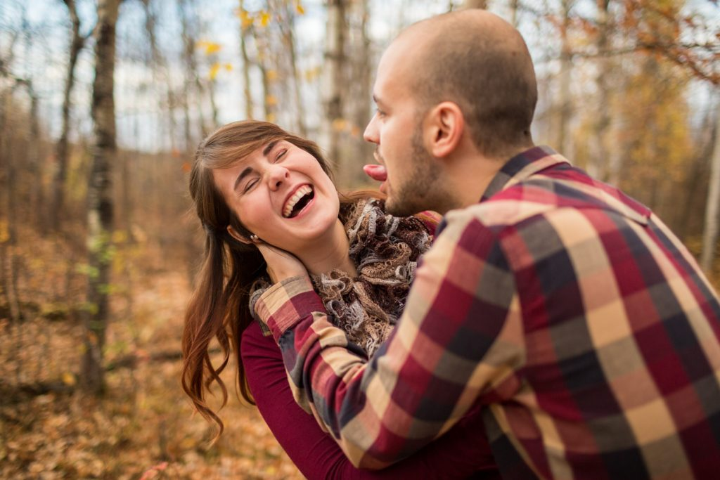 Top engagement photographers Edmonton