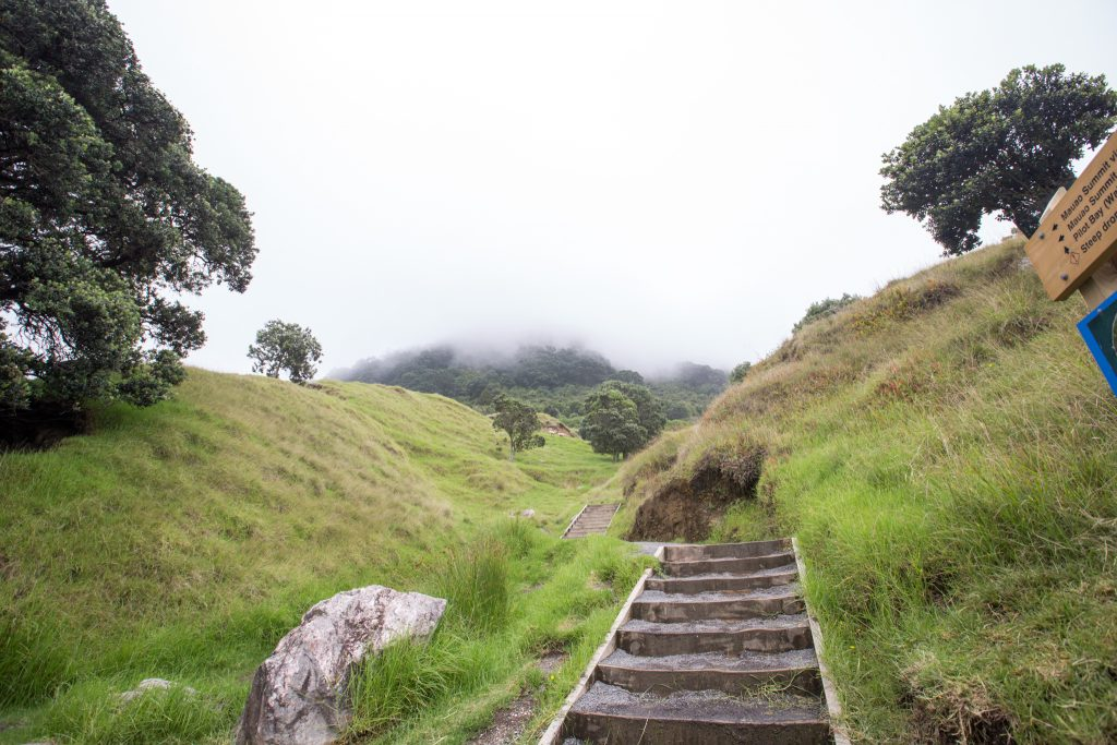 The Mount Maunganui Hike
