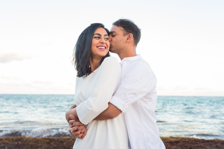 Antigua Engagement Photos – Shazeen & Neil