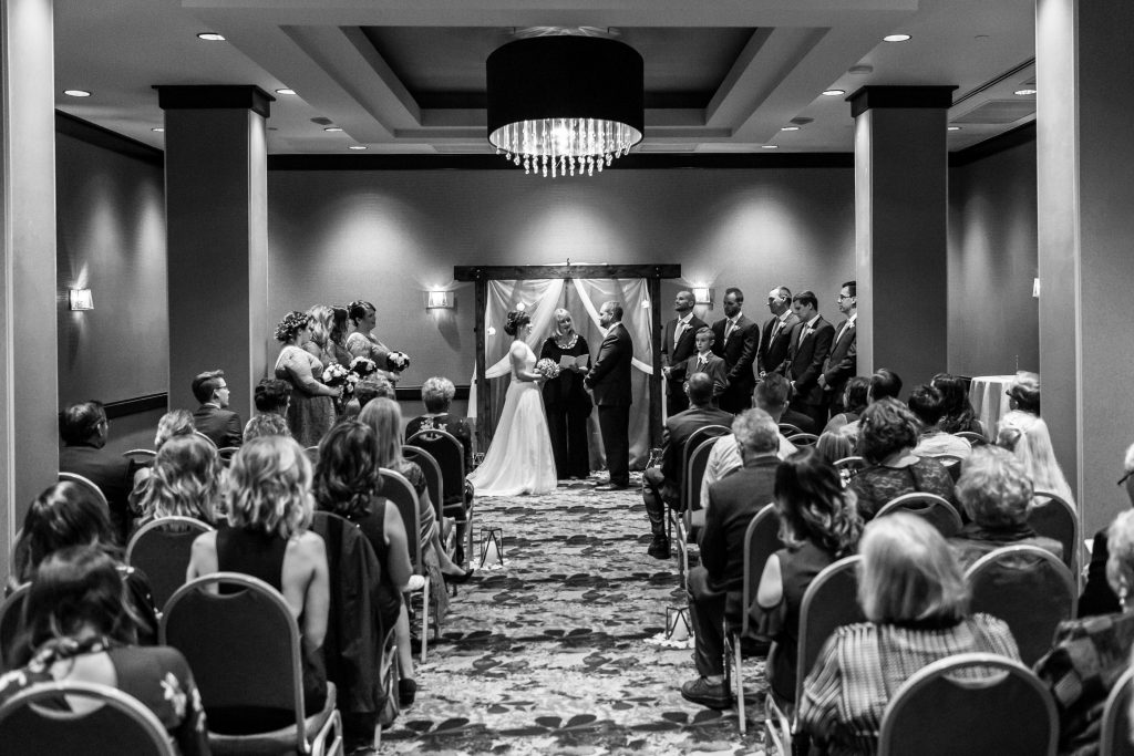Indoor wedding ceremony locations Edmonton