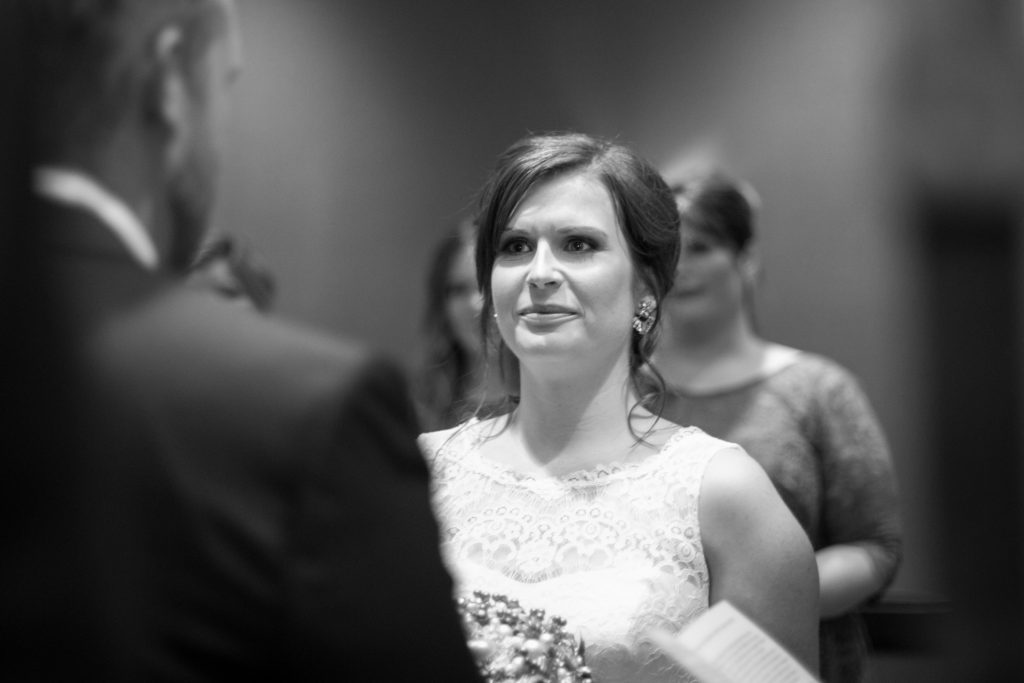 Mosaic Centre Wedding portraits were taken before heading to the ceremony