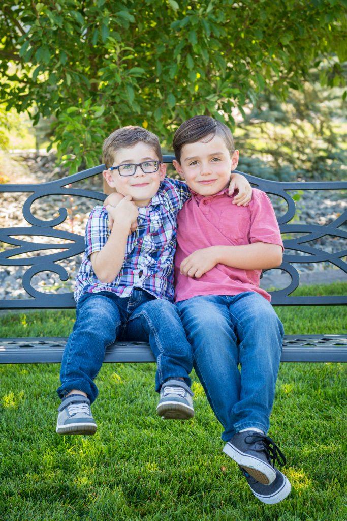 Family photographers in Edmonton