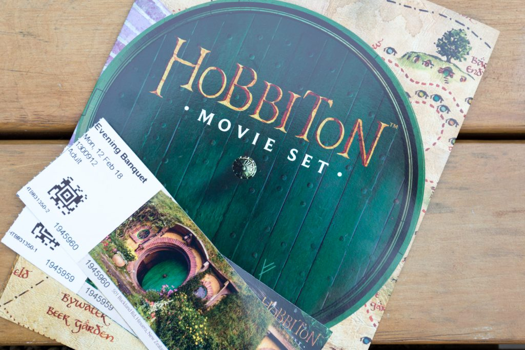 A picture of The Hobbiton Movie Set Evening Banquet Tour tickets