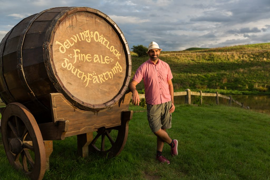 Southfarthing Fine Ale Hobbiton