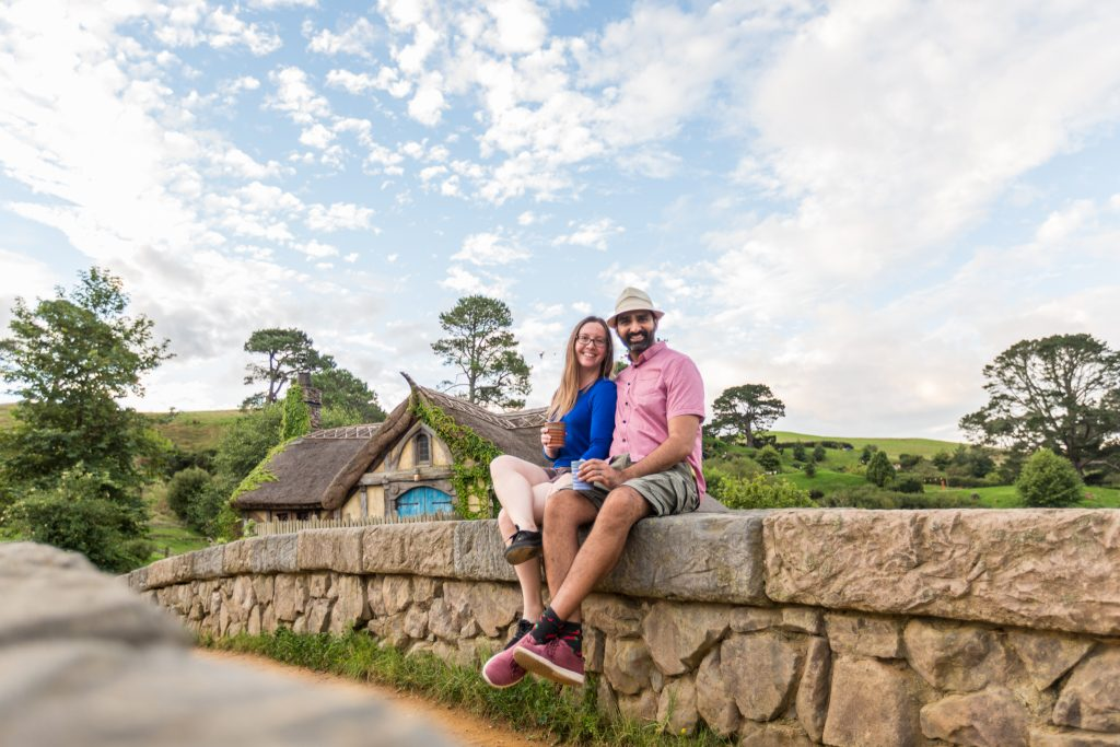 Hobbiton Banquet Tour Selfie Picture Review