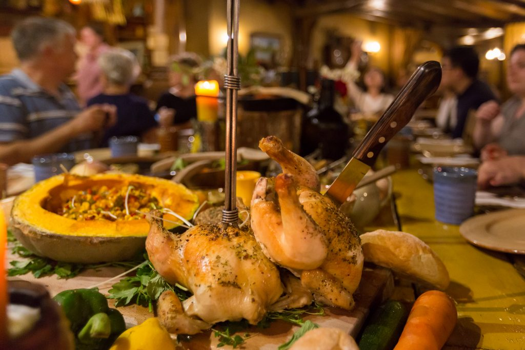 Hobbiton Movie Set Evening Banquet Tour Dinner Pictures