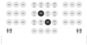 air new zealand seat selection best seats