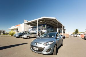 Transfer car New Zealand review mazda demio