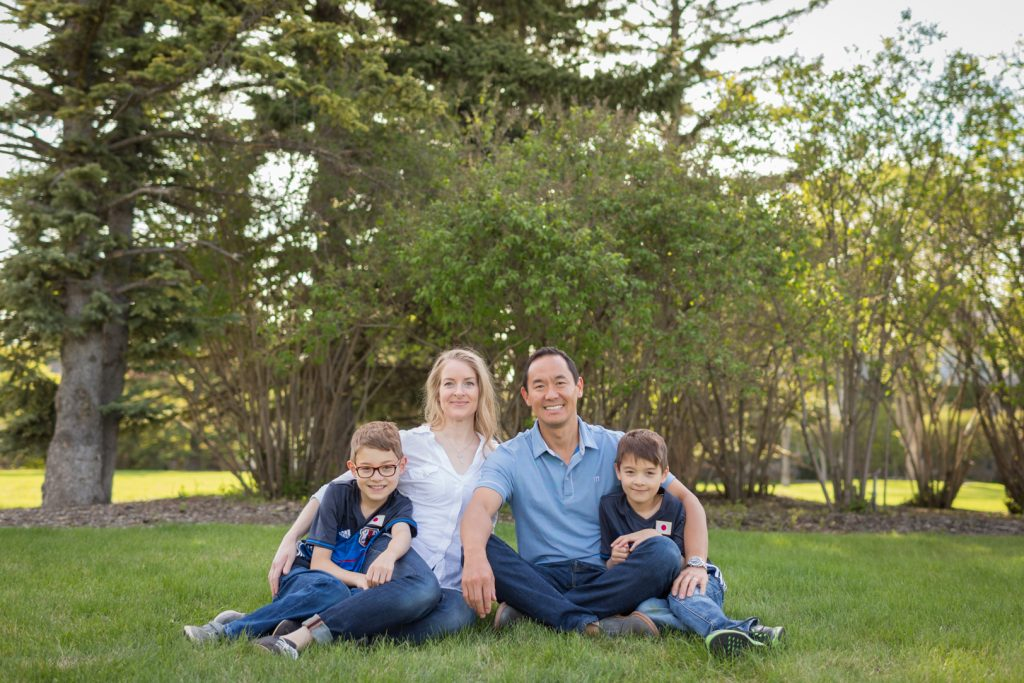 Edmonton family portrait photographers