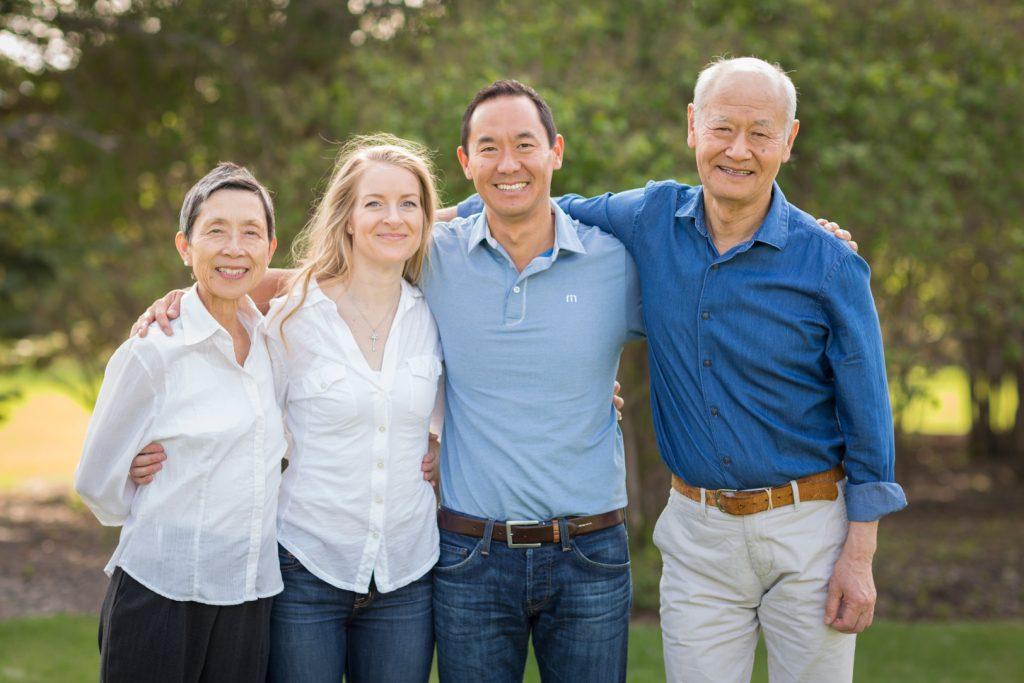Summer Extended Family Photo shoot