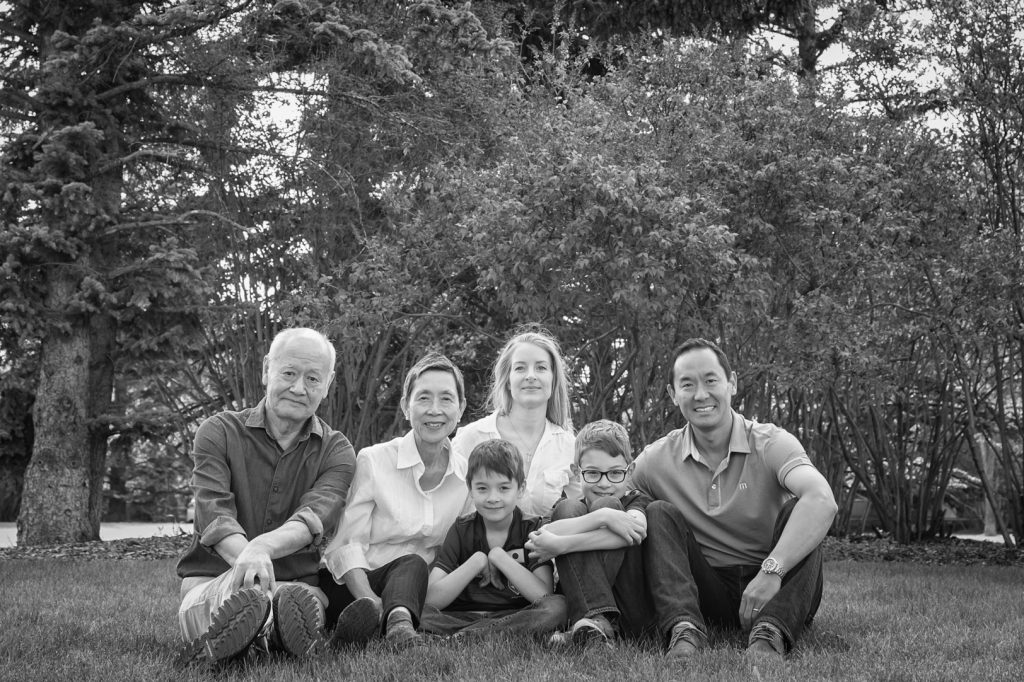 Family photographers in Edmonton