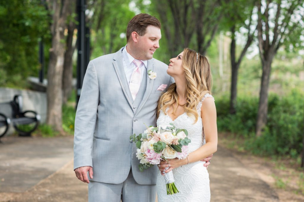 Louise McKinney Park wedding photos