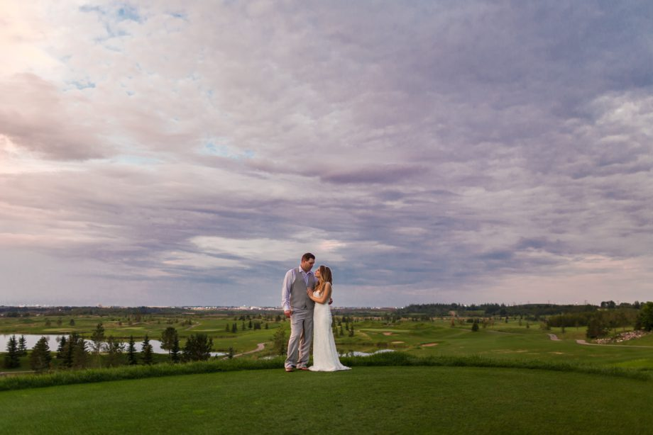 Quarry Golf Club Wedding – Alana & Chris