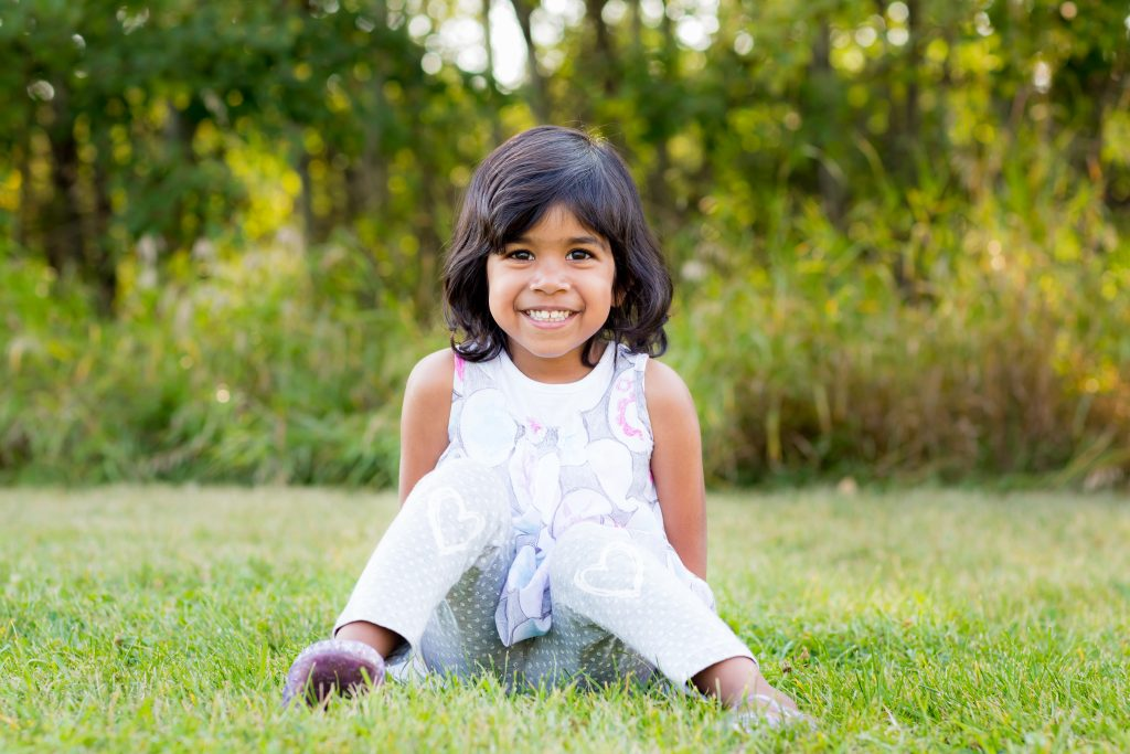 Edmonton Family Portraits with kids