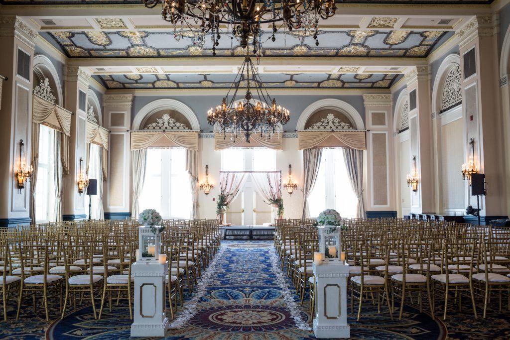 Fairmont Hotel MacDonald Empire Ballroom