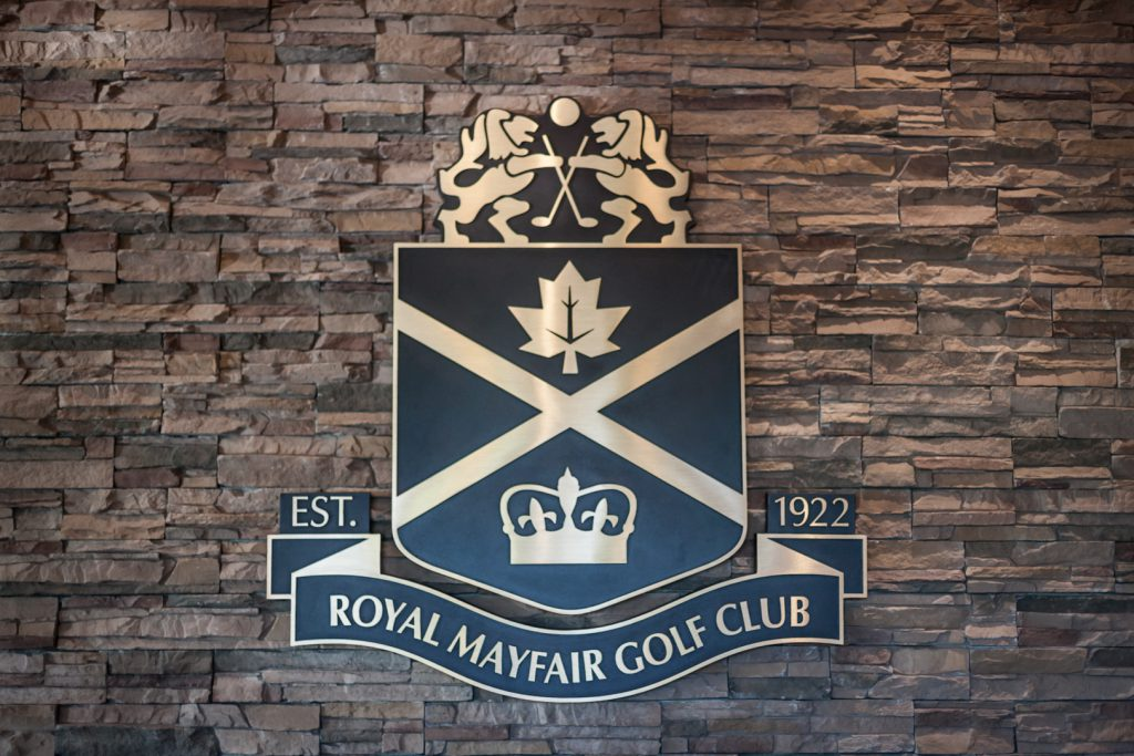royal mayfair golf club