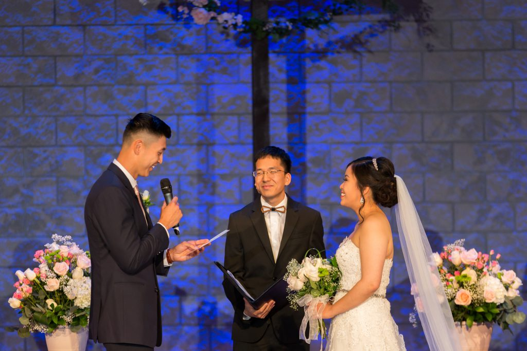groom wedding vows