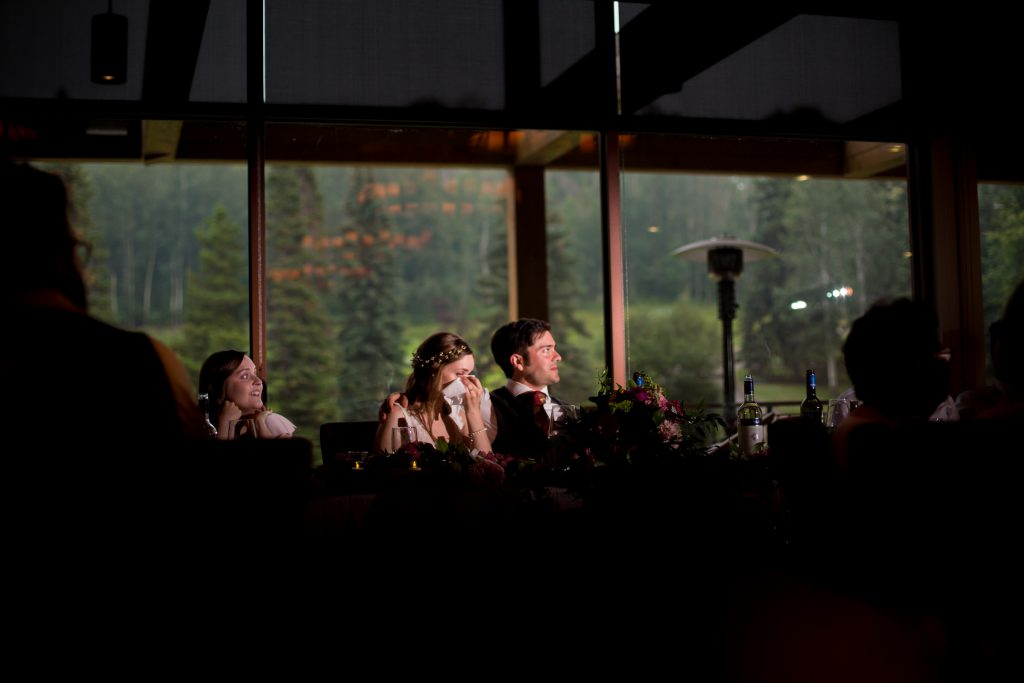 Wedding speeches at windermere golf and country club