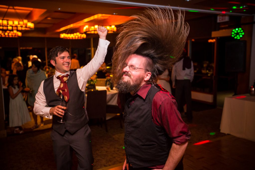wedding dance and party photos