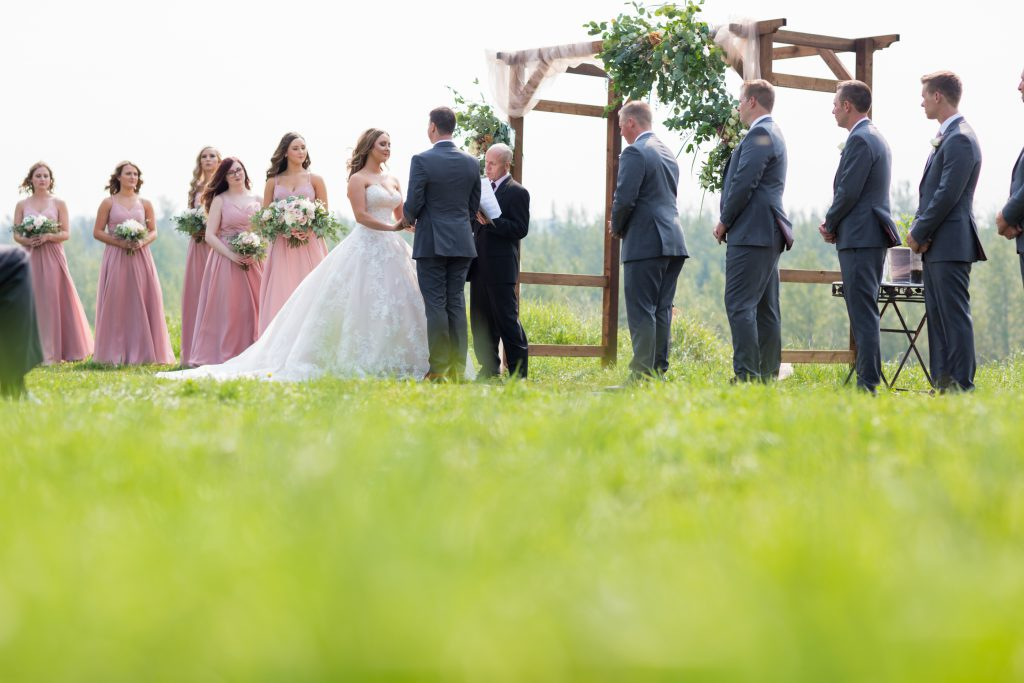 outdoor wedding ceremony venue ideas