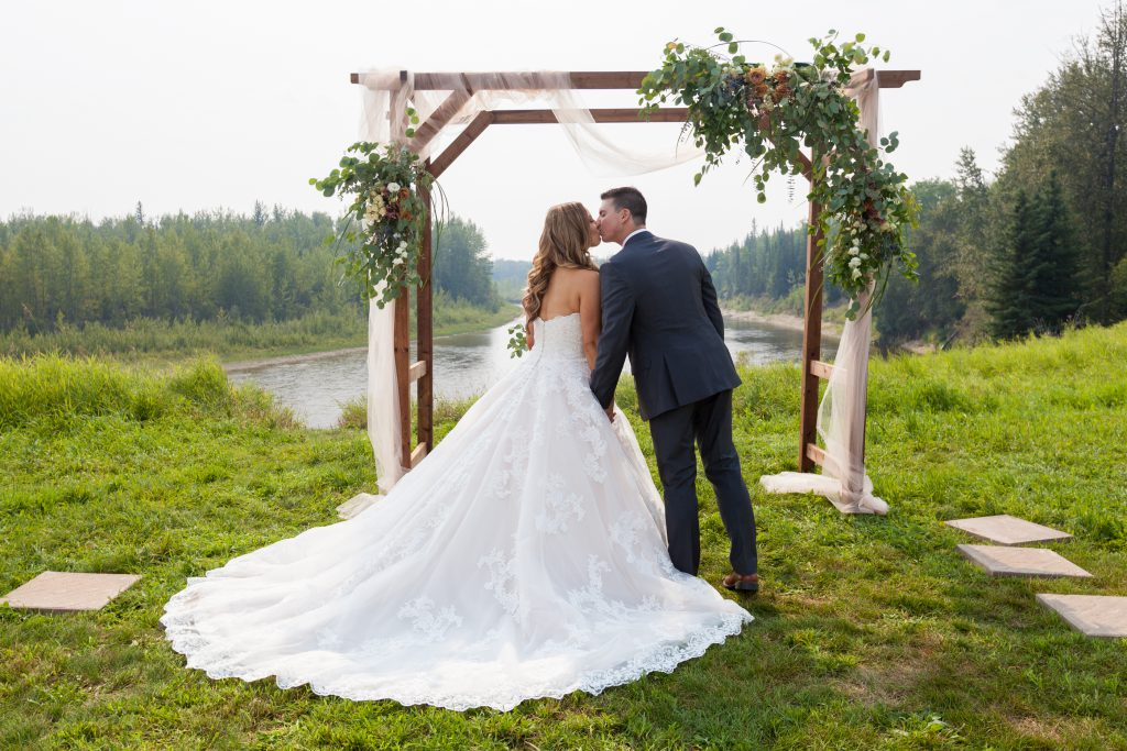 whitecourt wedding photos