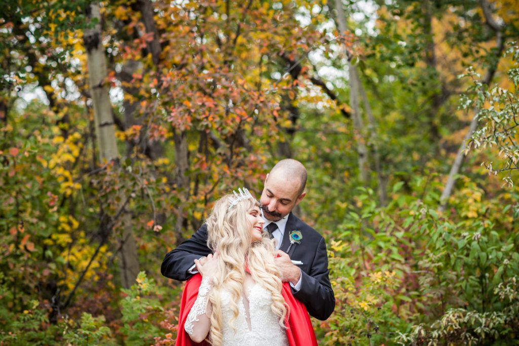 autumn wedding venues edmonton