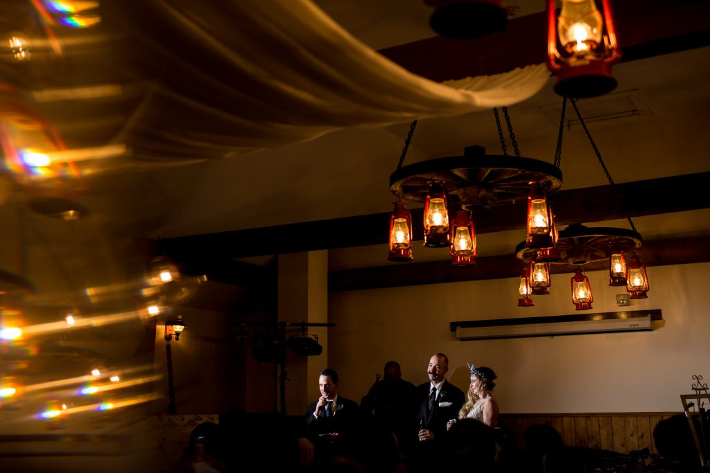 edmonton rustic wedding reception