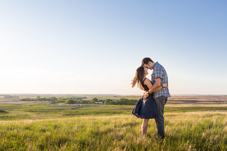 Farm Engagement – Kelly & Stuart