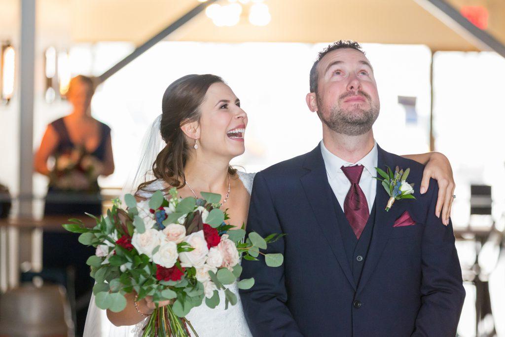 st albert wedding first look photos