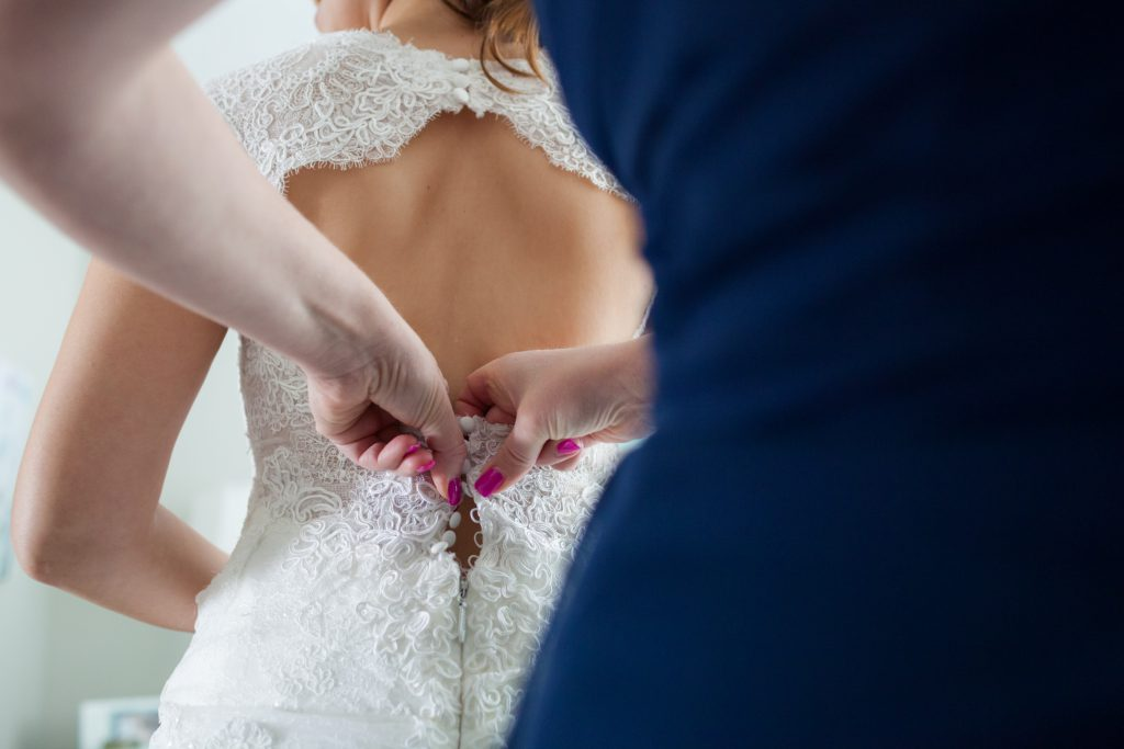 edmonton wedding getting ready photos