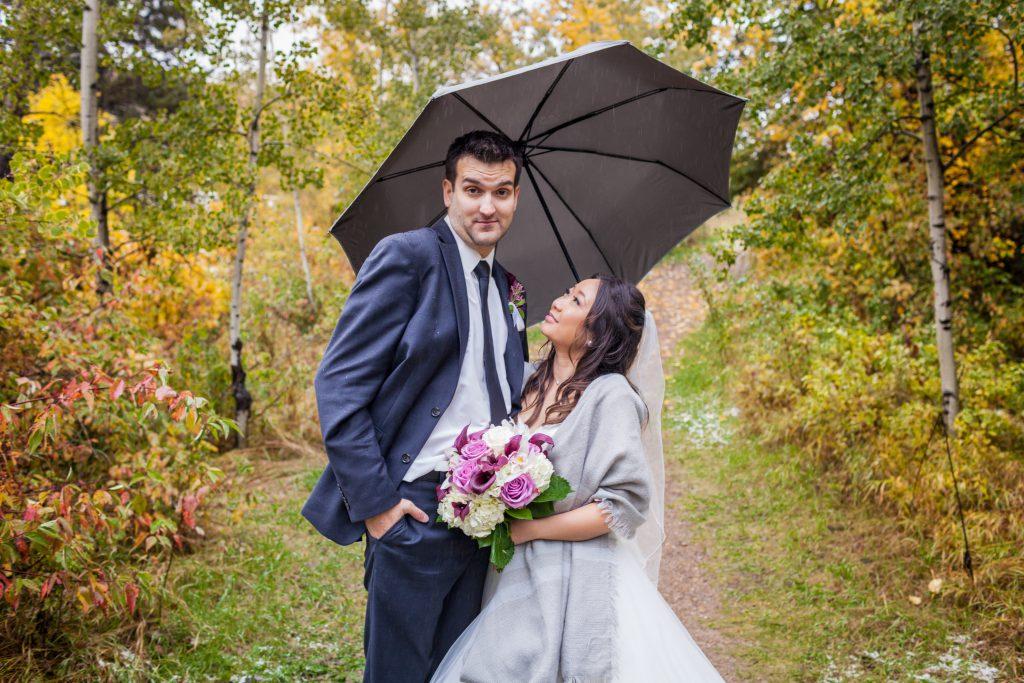 fun wedding photographers edmonton