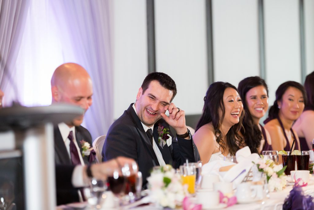 toast to the groom