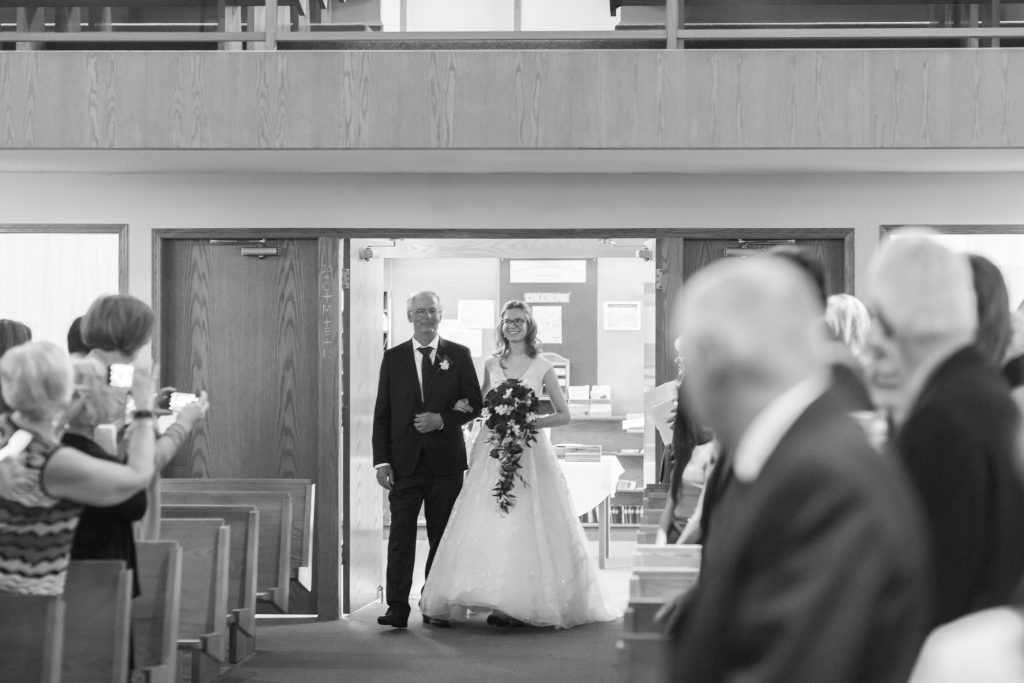 calvary evangelical lutheran church wedding ceremony