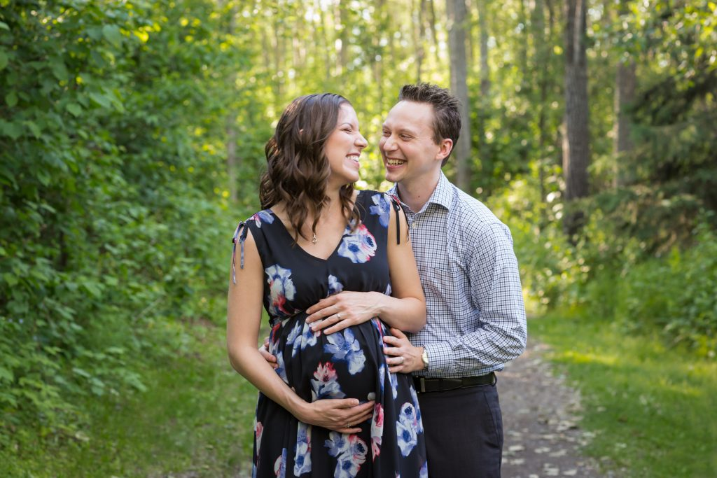 chicakoo lake maternity photos