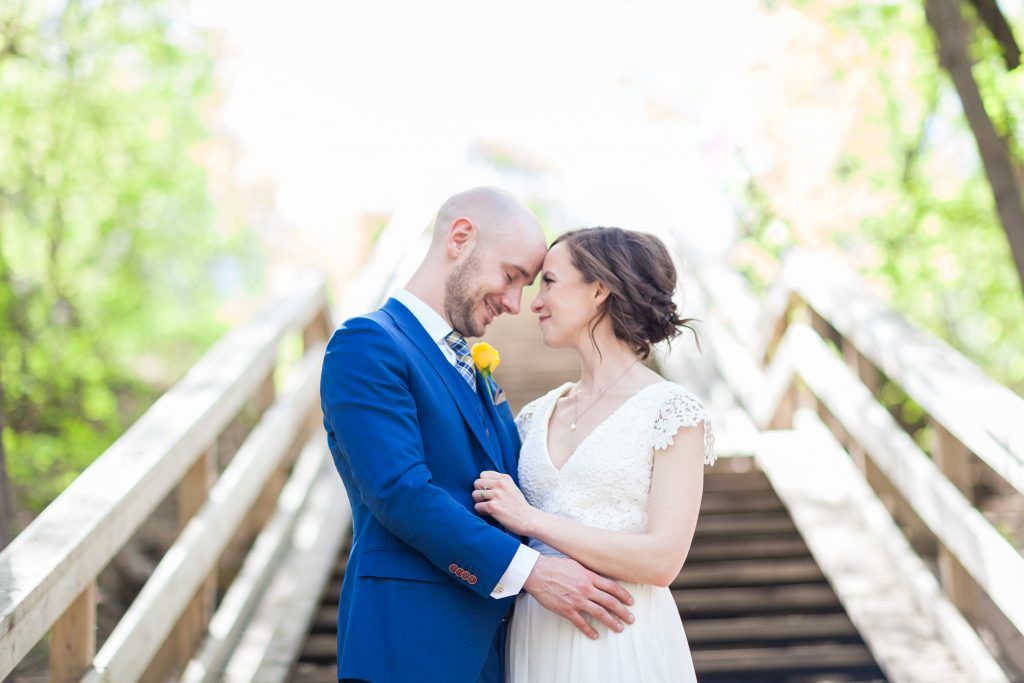 spring wedding edmonton