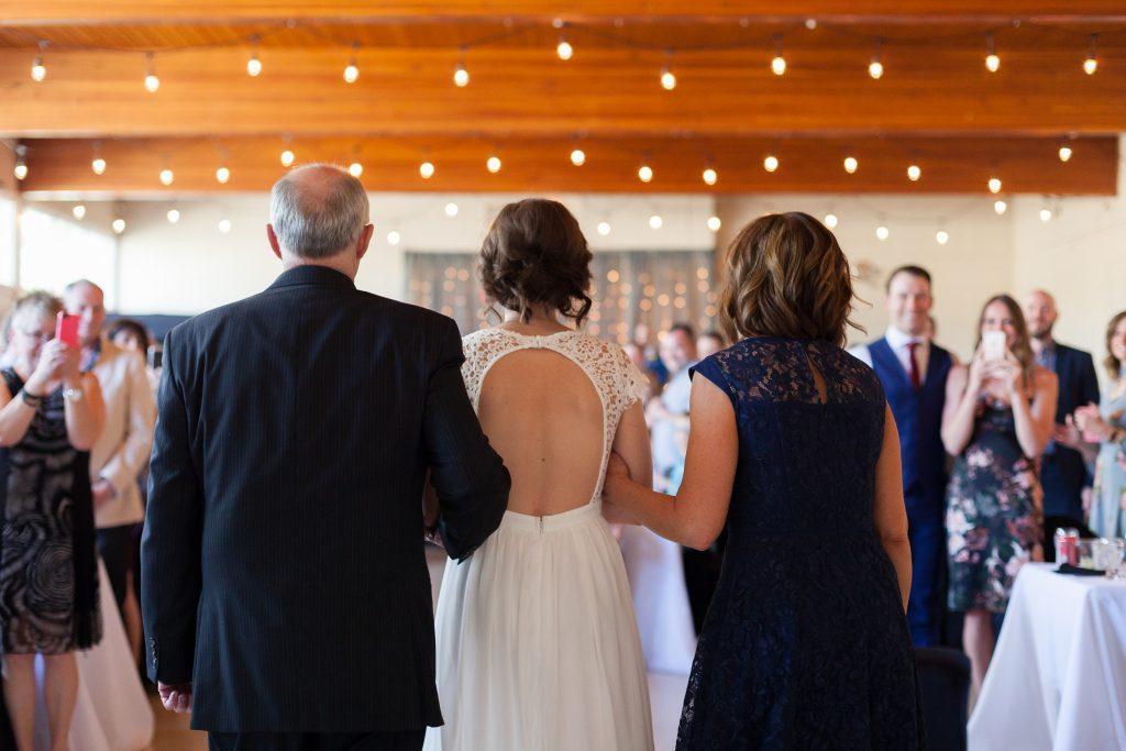 king edward park wedding ceremony