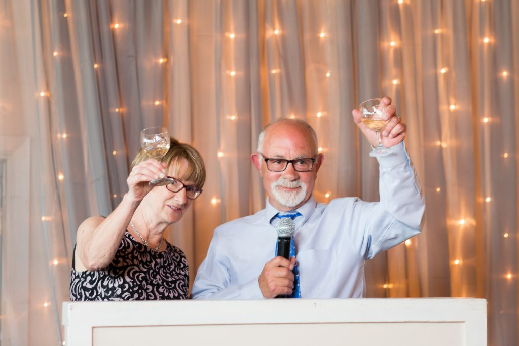 parents wedding toast