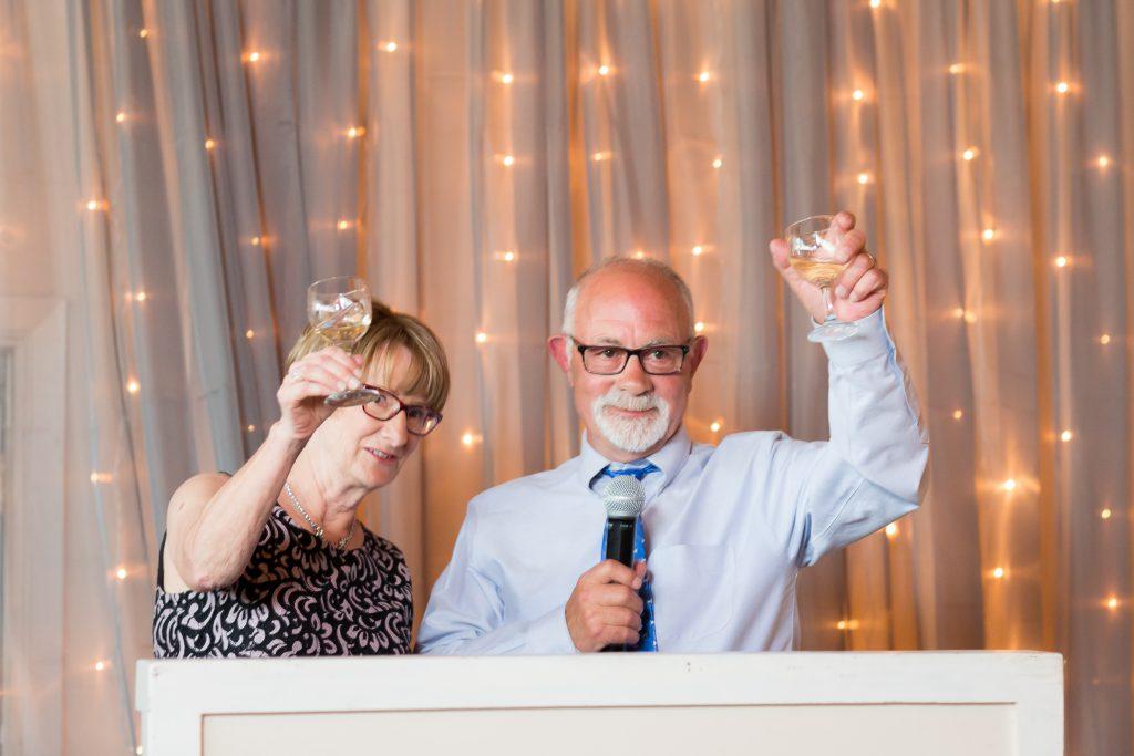 parents wedding toast