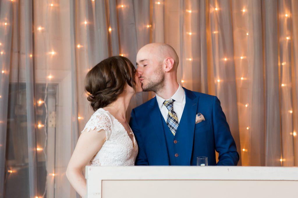 bride and groom wedding speech