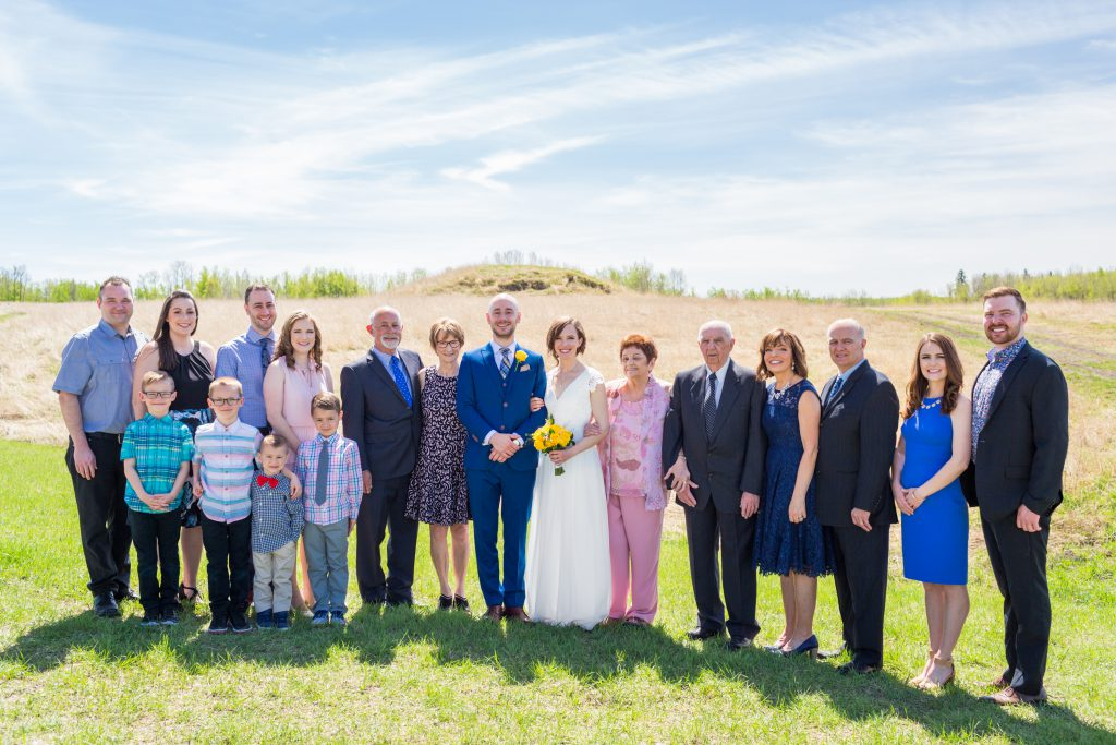 outdoor family photos in st albert