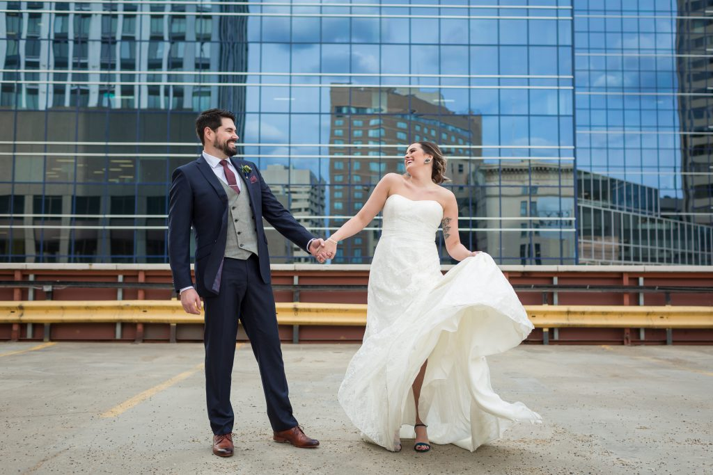 edmonton elopement photos