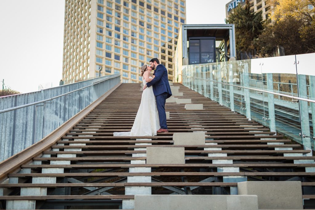 downtown edmonton wedding photo locations