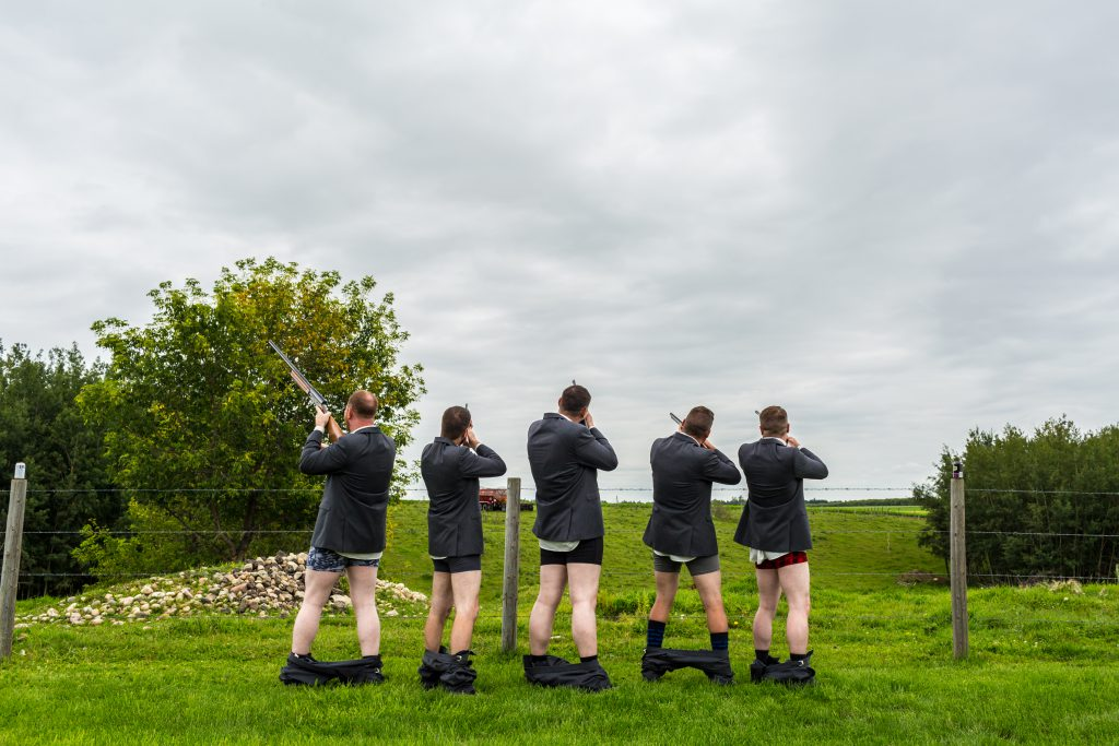 best groomsmen photo ever