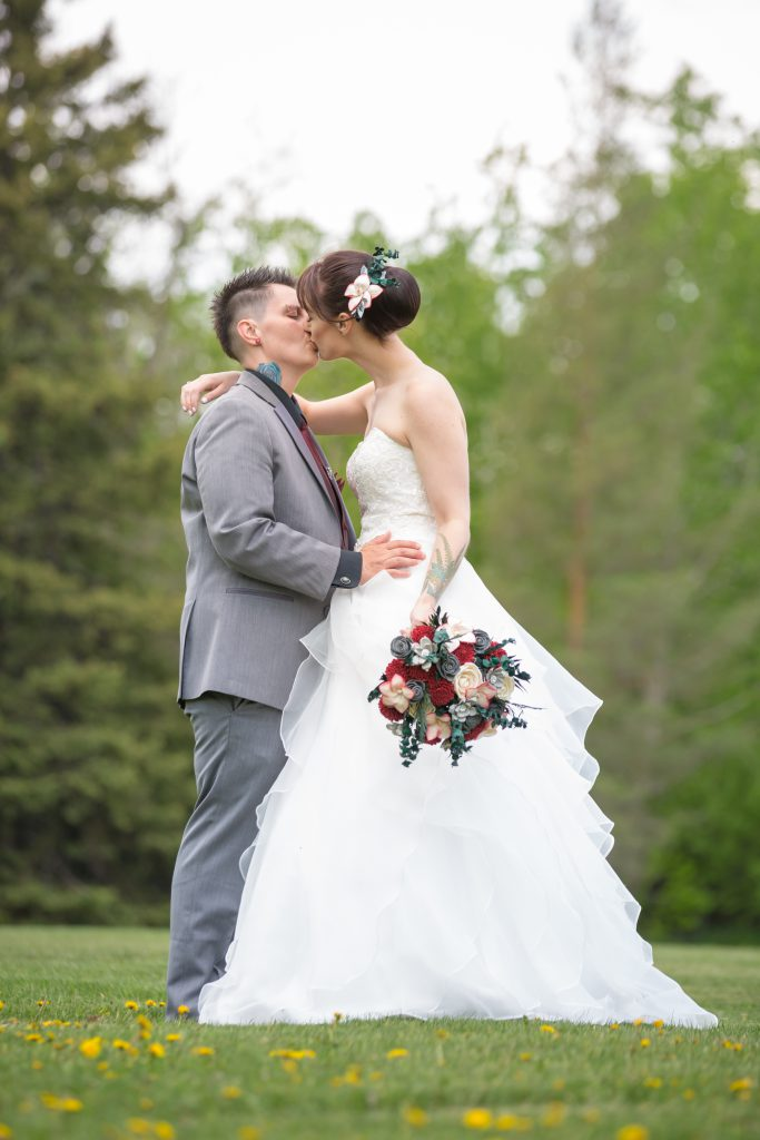 romantic wedding portraits edmonton