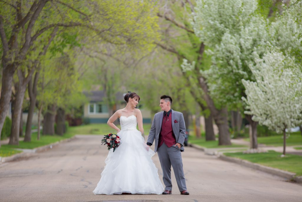 unique wedding photo location edmonton